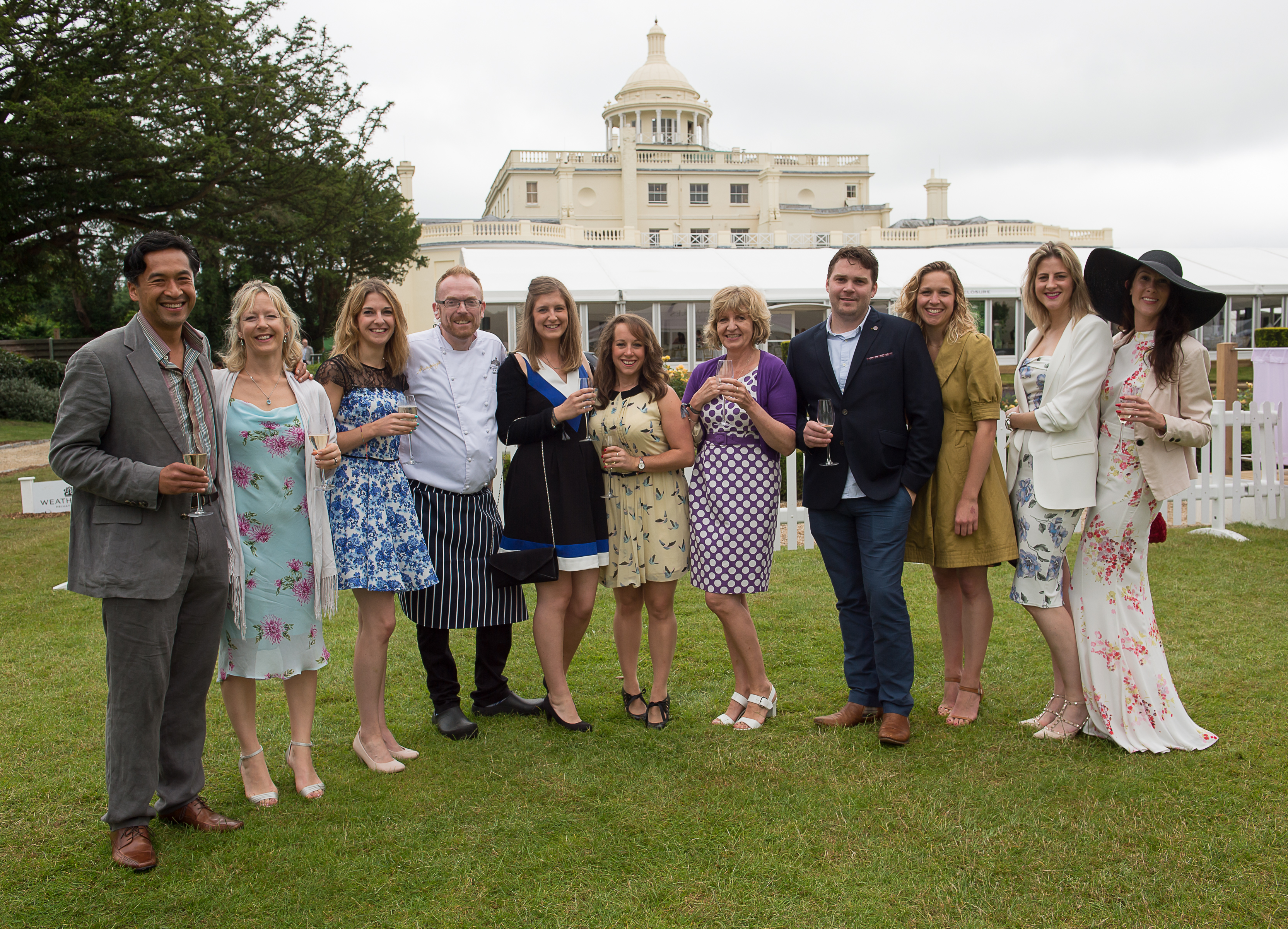 The Boodles Stoke Park 22 June 2016